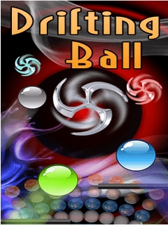 Drifting Ball Mobile Game