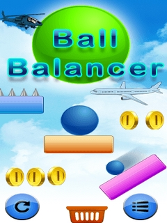 Ball Balancer Mobile Game