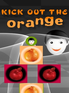 Kick Out The Orange Mobile Game