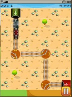 Rail Maze Mobile Game
