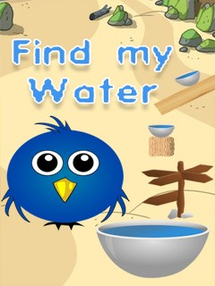 Find My Water 128X160 Mobile Game