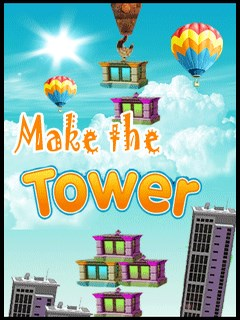Make The Tower Mobile Game
