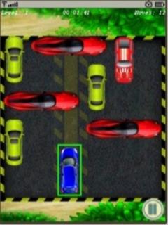 Car Parking Rush Free Mobile Game