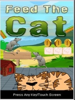 Feed The Cat Mobile Game