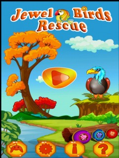 Jewel Birds Rescue Mobile Game