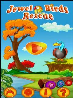 Jewel Birds Rescue Mobile Game