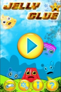 Jelly Glue Mobile Game