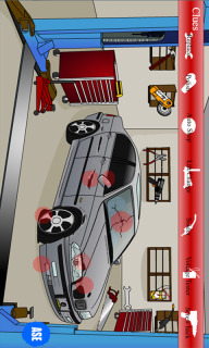 Repair My Car Mobile Game