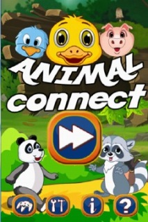 Animal Connect Mobile Game