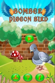 Bomber Pigeon Mobile Game