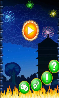 Magic Fireworks Mobile Game
