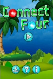 Connect Four Mobile Game