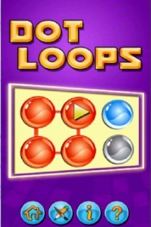 Dot Loops Mobile Game