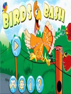 Bird Bash Mobile Game