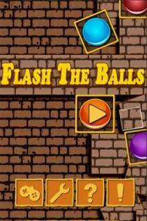 Flash The Balls Mobile Game
