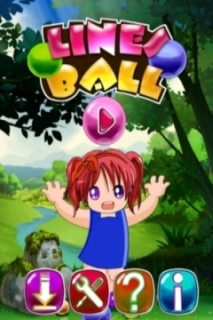 Line Ball Mobile Game