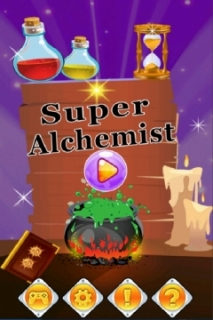 Super Alchemist Mobile Game