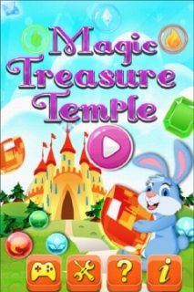 Magic Treasure Temple Mobile Game