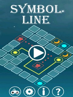 Symbol Line Mobile Game