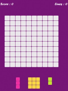 10 10 Block Mobile Game