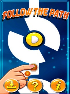 Follow The Path Mobile Game
