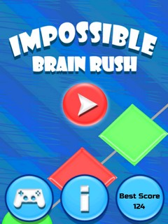 Impossible Brain Rush Mobile Game