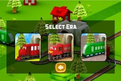 Train Track Builder 3D Mobile Game