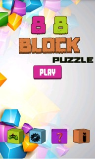 8x8 Block Puzzle Mobile Game