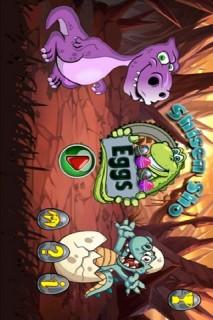 Shishen Sho Eggs Mobile Game