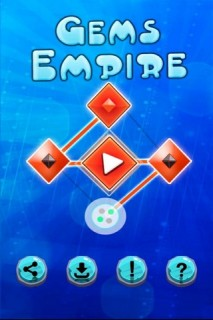 Gems Empire Mobile Game
