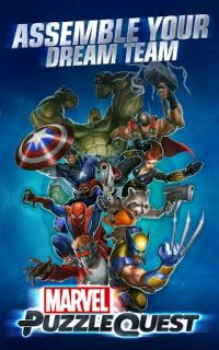 Marvel Puzzle Quest Android Apk Game Mobile Game