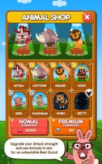 LINE Pokopang Mobile Game
