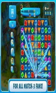 Atlantis Adventure Mobile Game
