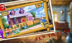 Sweet Baby Dream House Puzzle Mobile Game