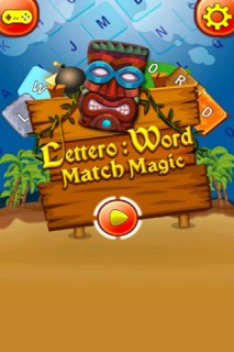 Lettero Word Match Magic Mobile Game