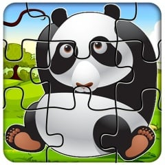 Baby Cartoon Jigsaw Puzzle Mobile Game