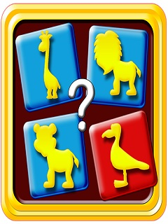 Spot Out Odd One Image Puzzle Mobile Game