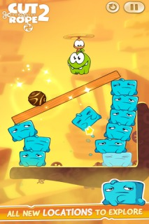 Cut The Rope 2 Mobile Game