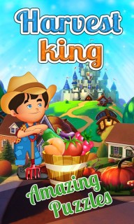 Farm Puzzle : Harvest King Mobile Game