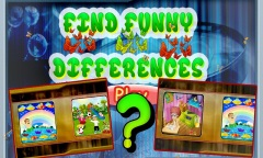 Find Funny Differences Mobile Game