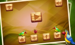 Birds Kids Memory Puzzle Mobile Game