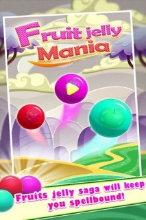Fruit Jelly Mania Mobile Game