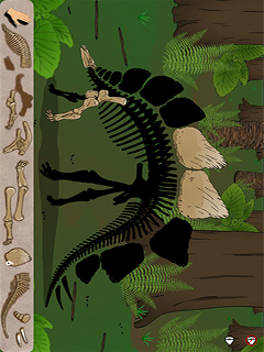 Dinosaur Discovery Mobile Game