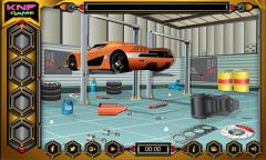 Escape Games - Car Workshop Mobile Game