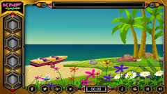 Knf Escape With Boat From Villa Mobile Game
