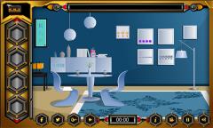 Knf Blue Room Escape Mobile Game