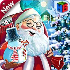 Christmas Holidays - 2018 Santa Celebration Mobile Game