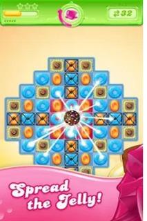 Candy Crush Jelly Saga Mobile Game