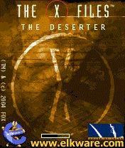 X Files-the Deserter Mobile Game