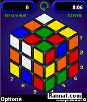 Rubik's Cube Mobile Game